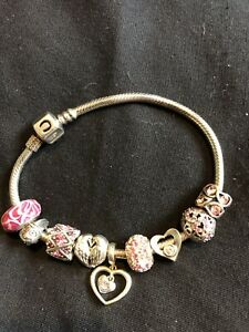 chamilia bracelet with charms