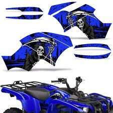 Graphic Kit Yamaha Grizzly 550/700 ATV Quad Decal Sticker Wrap 2007-2014 REAP BL