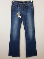 LEE | Womens Lo Ryder Flare Stretch Jeans NEW RRP$159.95 [ Size AU 9 or US 27 ]