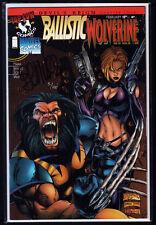 Ballistic Wolverine SIGNED JOE BENITEZ JayCompany sealed + COA #1 of 100 Marvel