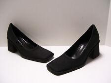 Martinez Valero Womens Shoes Sz 9 M US Black Vienna Heels Pumps Slipons Dress