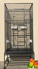 X-Large Flight Breeding Bird Stand Cage Canary Parakeet Cockatiel Lovebird Finch