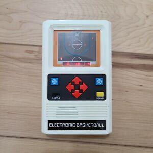 Mattel Electronic Basketball 70's Retro Handheld Game - New Version of Classic