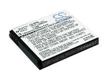 3.7V battery for Canon IXY 600F, IXY 210F, IXY Digital 50, Digital IXUS 70 NEW