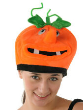 Pumpkin Hat with Face