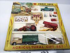 CORGI TOYS - Gift Set # 5 AGRICULTURAL Set - MB