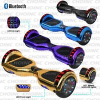 2019 Electric Hoverboard smart self balancing Bluetooth scooter UL2272 Certified