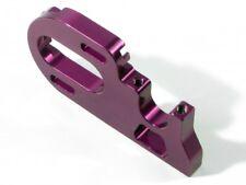 75170 HPI Racing Aluminium Heatsink Motor Plate Purple Fits: Pro 4 - Rare