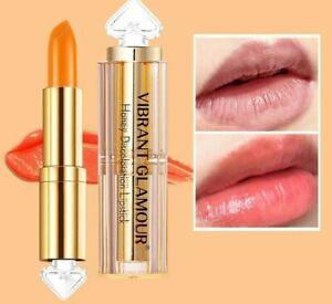Nourishing Lipstick Honey Discoloration Lip Line Prevent Chapped Long Lasting