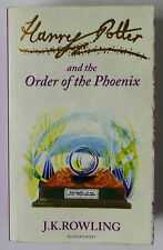 Harry Potter and the Order of the Phoenix Signature Export Edition 9781408812822
