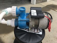 Pedicure Chair Jet Pump - 115 volts w/ Cord and Air Switch
