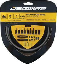 JAGWIRE MOUNTAIN PRO TITANIUM MTB SHIFTER SHIFT DERAILLEUR CABLE KIT