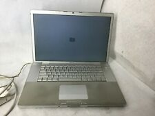 "Apple A1150 2.0 GHz Core Duo 512MB RAM 15"" Early 2006 MacBook Pro *AS IS* -CZ"