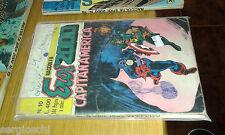 RACCOLTA EROI 2000 # 10-1975-CAPITAN AMERICA # 22 23 24 -ED CORNO-SR97