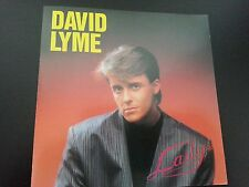 DAVID LYME - Lady CD Italo Disco Euro Beat