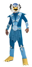 Boys Jet Vac Skylanders Cartoon Costume sz Small 4-6