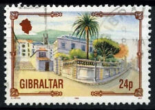 Gibraltar 1993-5 SG#702, 24p Architectural Heritage Definitive Used #D48070