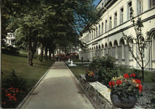 Alte Postkarte - Bad Schwalbach im Taunus - Kohlensäure-Stahlbad