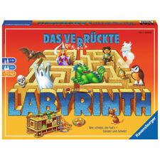 RAVENSBURGER Familienspiel Das verrückte Labyrinth Gesellschaftsspiel ab 7+