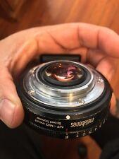 Metabones Speedbooster Micro Four Thirds To Nikon