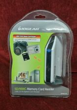 IOGEAR SD/MMC Memory Card Reader GFR901SD
