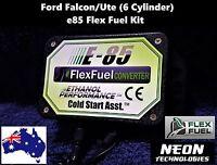 Ford Falcon / Ute E85 Flex Fuel Conversion Kit (6 Cylinder) AU BA BF FG Ethanol