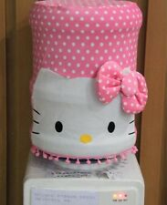 1pcs Cute Pink Big Bow Hello Kitty Water Dispenser Plush Anti Dust Covers