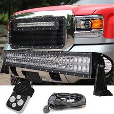 "30"" LED LIGHT BAR for 2015-16 GMC Sierra 2500 3500 Chevrolet Silverado 3500HD"
