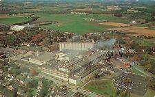 Postcard Hershey Chocolate Corporation Pennsylvania