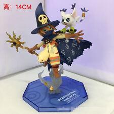Digimon Adventure: Wizarmon & Tailmon G.E.M. PVC Figure Figurine New In Box