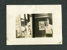 Vintage Photo Pretty Girl JOSETTE MOVIE Theater Showbox Window Tickets 438091