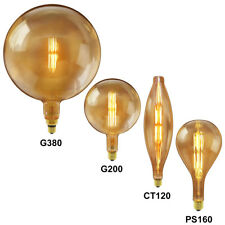Vintage Retro LED Edison Style Light Bulbs Antique Industrial Filament E27 Lamps