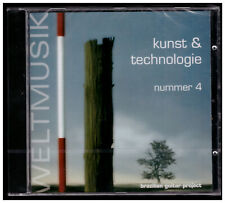 Kunst & Technologie Nummer 4. Brazilian Guitar Project CD
