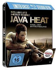 JAVA HEAT - Blu-Ray Steelbook -