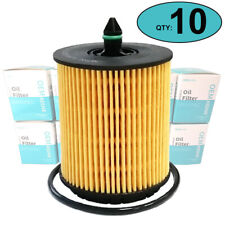 10Pcs Oil Filter 12605566 For Fiat Croma Holden Vectra Chevrolet Buick Cadillac