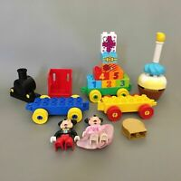 Lego Duplo Disney Mickey Minnie Mouse Clubhouse 10597 Birthday Parade