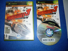 GIOCO XBOX BURNOUT 3 ITALIANO - X-BOX