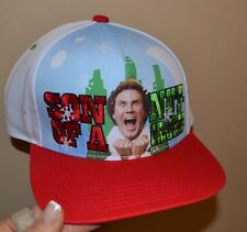 Elf Snapback SON OF A NUTCRACKER One Size Fits Most Adults Officially Licensed