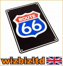 Parking Sign-Route 66-SIG037