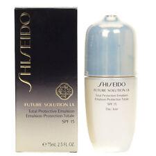 Shiseido Future Solution LX Total Protective Emulsion SPF15 - Size 75mL / 2.5 Oz