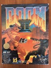 Doom II 2 Hell on Earth [ibm pc] [french box version]