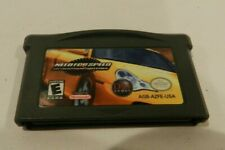 Need For Speed Porsche Unleashed Nintendo Game Boy Advance GBA Tested