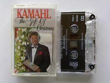 Kamahl - The Gift Of Christmas Cassette (C25)