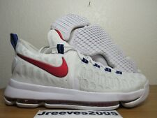 Nike Zoom KD 9 USA Sz 10 100% Authentic Independence Day KD9 IX 843392 160