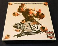 NIB BLACK BOX 2016 SPECIAL ISSUE PHASE DECK BUILD GAME AEG 2 - 5 PLAYERS SEALED