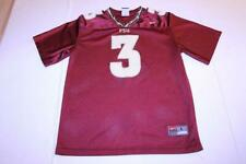 Youth Florida State Seminoles #3 Yl Nike Football Jersey