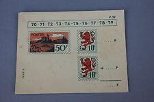 Matériel scolaire Studia carte carton calcul Addition timbre postes P59 école