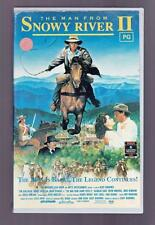 The Man From Snowy River 2 - VHS - 1988