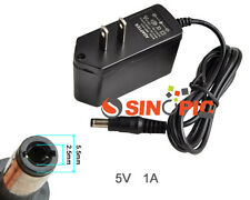 AC DC 5V1A Adapter Charger Universal external Converter switching power adapter