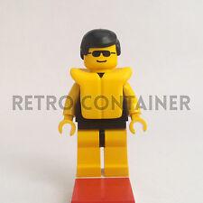 LEGO Minifigures - Man - par036 - Plain Torso Omino Minifig Set 6314 6595 6414